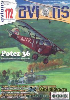 Avions №172 (Ноябрь/Декабрь 2008)
