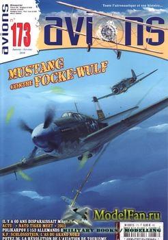 Avions №173 (Январь/Февраль 2010)