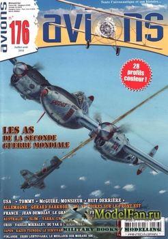 Avions №176 (Июль/Август 2010)