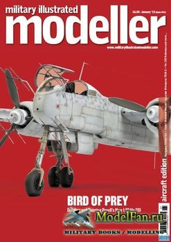 Military Illustrated Modeller №21 (January) 2013