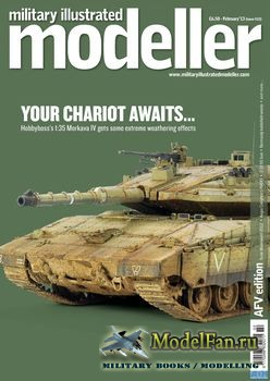 Military Illustrated Modeller №22 (March) 2013