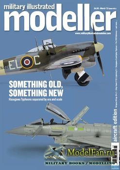 Military Illustrated Modeller №23 (March) 2013
