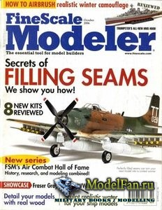 FineScale Modeler Vol.24 №8 (October) 2006