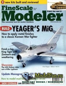FineScale Modeler Vol.24 №3 (March) 2006
