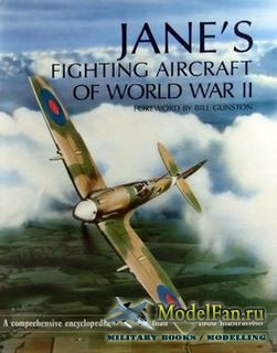 Jane's Fighting Aircraft of World War II (Fred T. Jane)