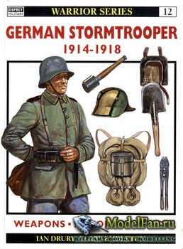 Osprey - Warrior 12 - German Stormtrooper 1914-1918