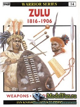 Osprey - Warrior 14 - Zulu 1816-1906