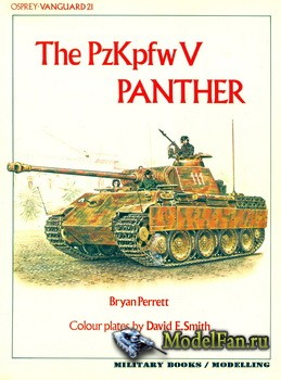 Osprey - Vanguard 21 - The Pzkpfw V Panther