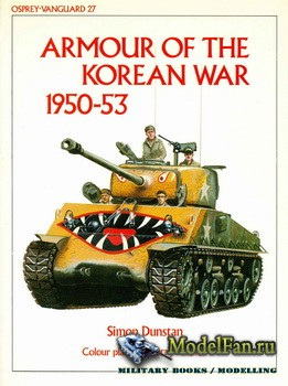 Osprey - Vanguard 27 - Armour of the Korean War 1950-53