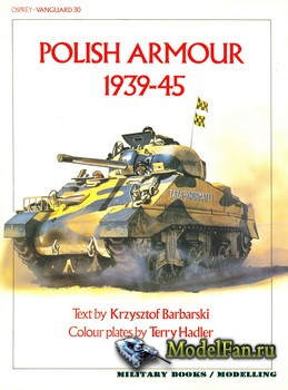 Osprey - Vanguard 30 - Polish Armour 1939-45