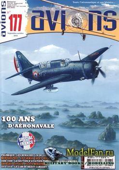 Avions №177 (Сентябрь/Октябрь 2010)