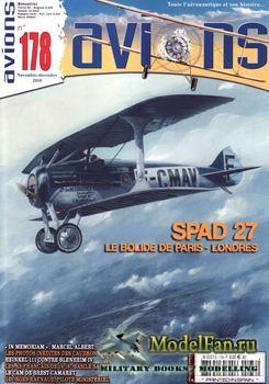 Avions №178 (Ноябрь/Декабрь 2010)