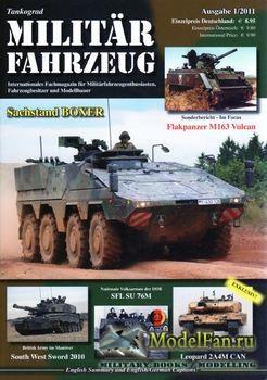 Militar Fahrzeug №1 2011