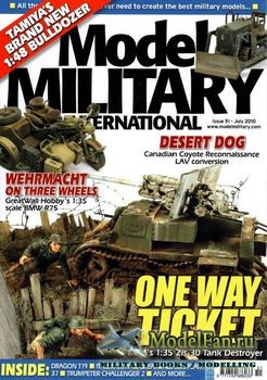 Model Military International Issue 51 (July 2010)