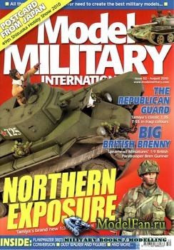 Model Military International Issue 52 (August 2010)
