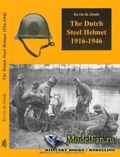 The Dutch Steel Helmet 1916-1946 (Kevin de Joode)