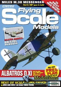 Flying Scale Models №160 (March 2013)