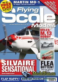 Flying Scale Models №162 (May 2013)