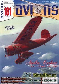 Avions №181 (Май/Июнь 2011)