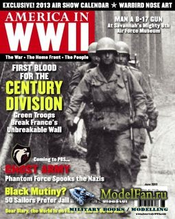 America in WWII (May 2013)