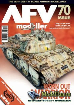 AFV Modeller - Issue 70 (May/June) 2013