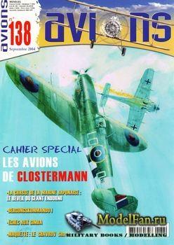 Avions №138 (Сентябрь 2004)