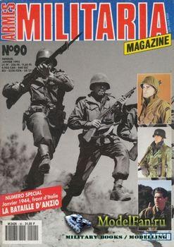 Armes Militaria Magazine №90 1993