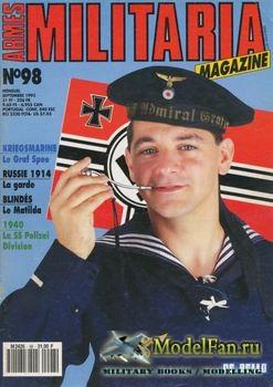Armes Militaria Magazine №98 1993