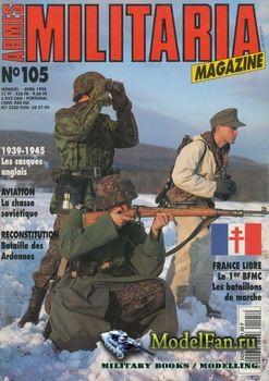 Armes Militaria Magazine №105 1994