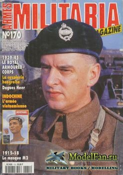 Armes Militaria Magazine №170 1999
