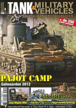 Tank & Military Vehicles №9 2012