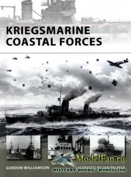 Osprey - New Vanguard 151 - Kriegsmarine Coastal Forces