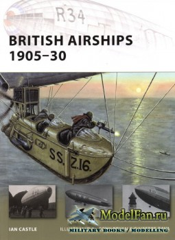 Osprey - New Vanguard 155 - British Airships 1905-30