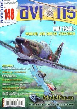 Avions №148 (Ноябрь/Декабрь 2005)
