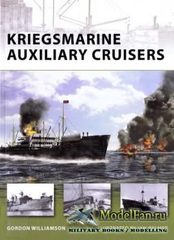 Osprey - New Vanguard 156 - Kriegsmarine Auxiliary Cruiser