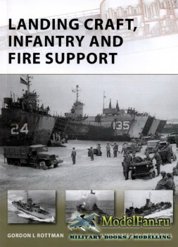 Osprey - New Vanguard 157 - Landing Craft Infantry and Fire Support