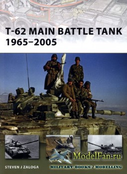 Osprey - New Vanguard 158 - T-62 Main Battle Tank 1965-2005