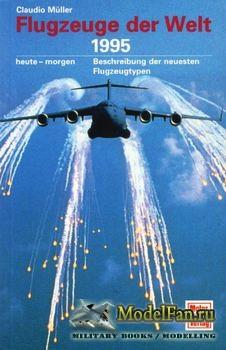 Flugzeuge der Welt 1995 (Claudio Muller)