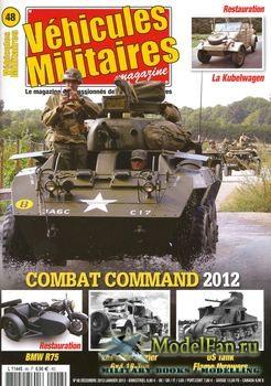 Vehicules Militaires №48 (2012)