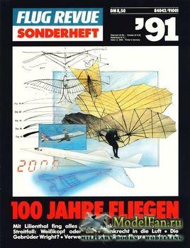 100 Jahre Fliegen (Flug Revue Sonderheft)