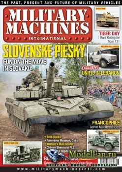 Military Machines International №6 2013