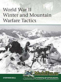 Osprey - Elite 193 - World War II Winter and Mountain Warfare Tactics