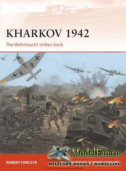 Osprey - Campaign 254 - Kharkov 1942: The Wehrmacht strikes