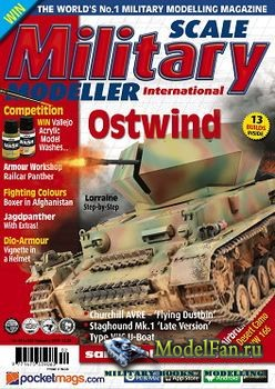 Scale Military Modeller International Vol.43 Iss.503 (February 2013)