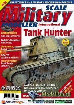 Scale Military Modeller International Vol.43 Iss.504 (March 2013)