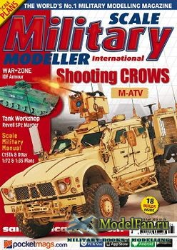 Scale Military Modeller International Vol.43 Iss.505 (April 2013)