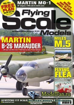 Flying Scale Models №163 (June 2013)