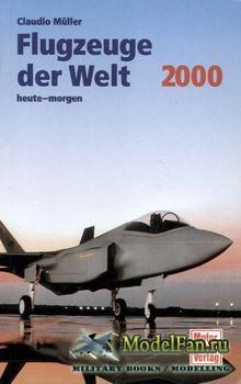 Flugzeuge der Welt 2000 (Claudio Muller)
