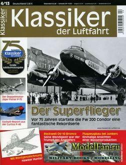 Klassiker der Luftfahrt №4 2013