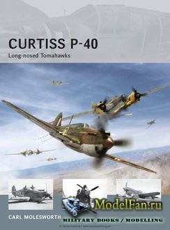 Osprey - Air Vanguard 8 - Curtiss P-40: Long-nosed Tomahawks